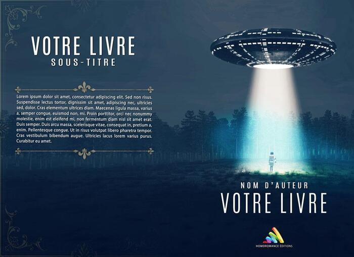 Concours Couvert Sci Fi
