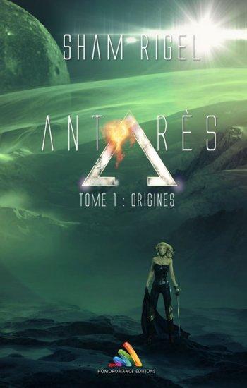 Antarès - Origines