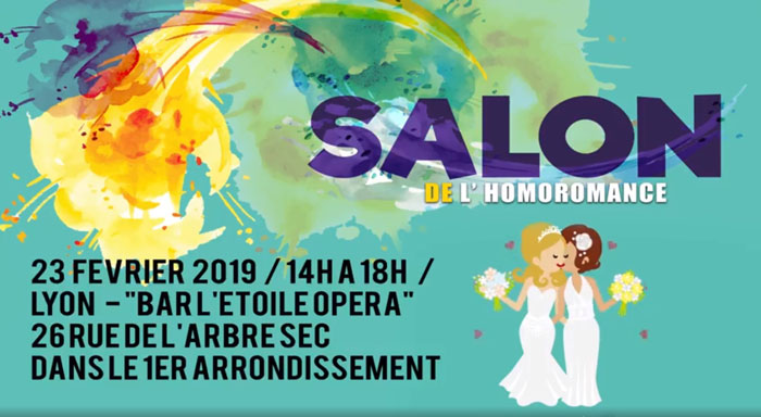 Salon LGBT Lyon