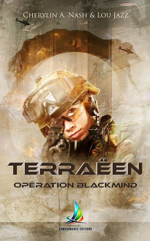 Terraeen Operation Blackmind Site